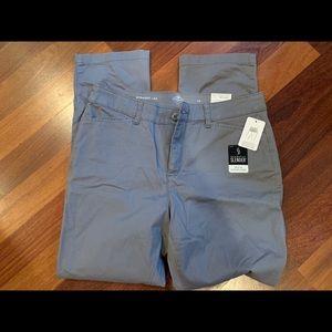 St Johns Bay Pants Womens Size 12 Secretly Slim